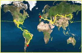 --- Dónde andamos? / Où est-on? --