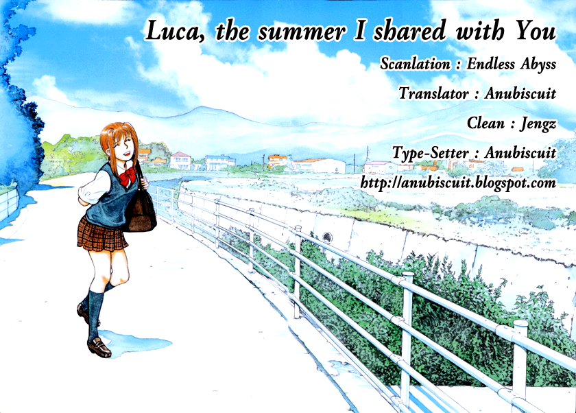 Luca the summer I shared with You 9 TH The only neat thing to do  หน้า 26