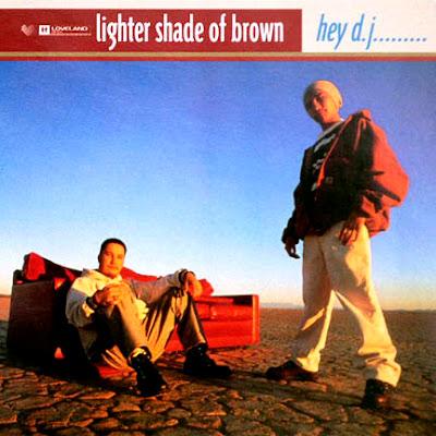 Lighter Shade Of Brown – Hey D.J… (CDS) (1994) (320 kbps)