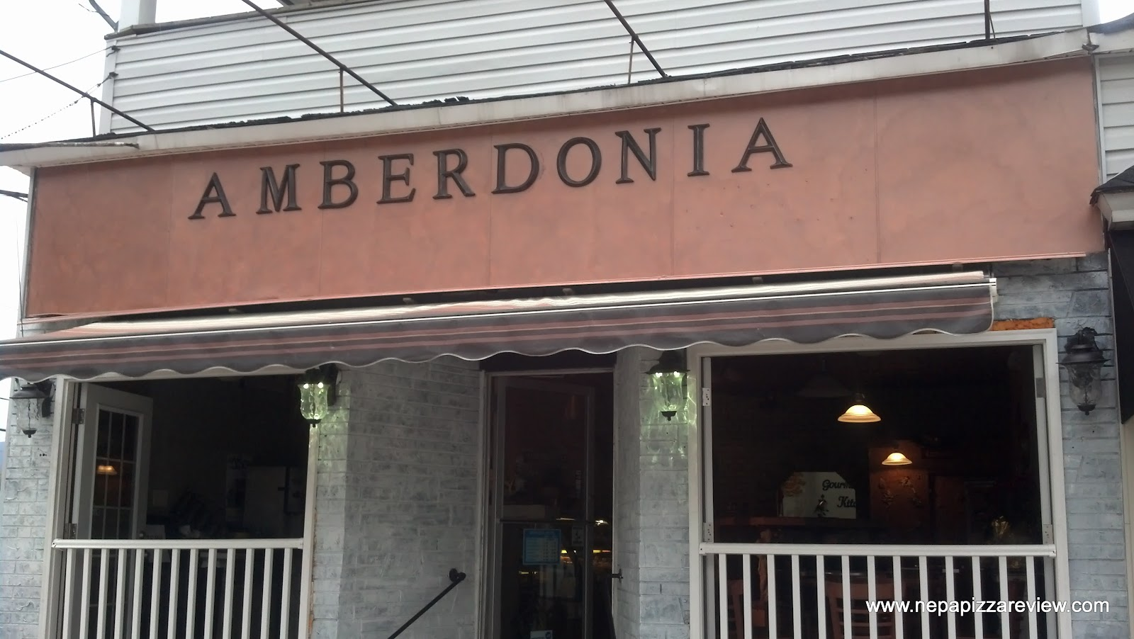 Amberdonia bakery is a place that i hadn t heard of until 3 to 4 months ago when i started to hear rumors that a bakery in scranton was building a wood