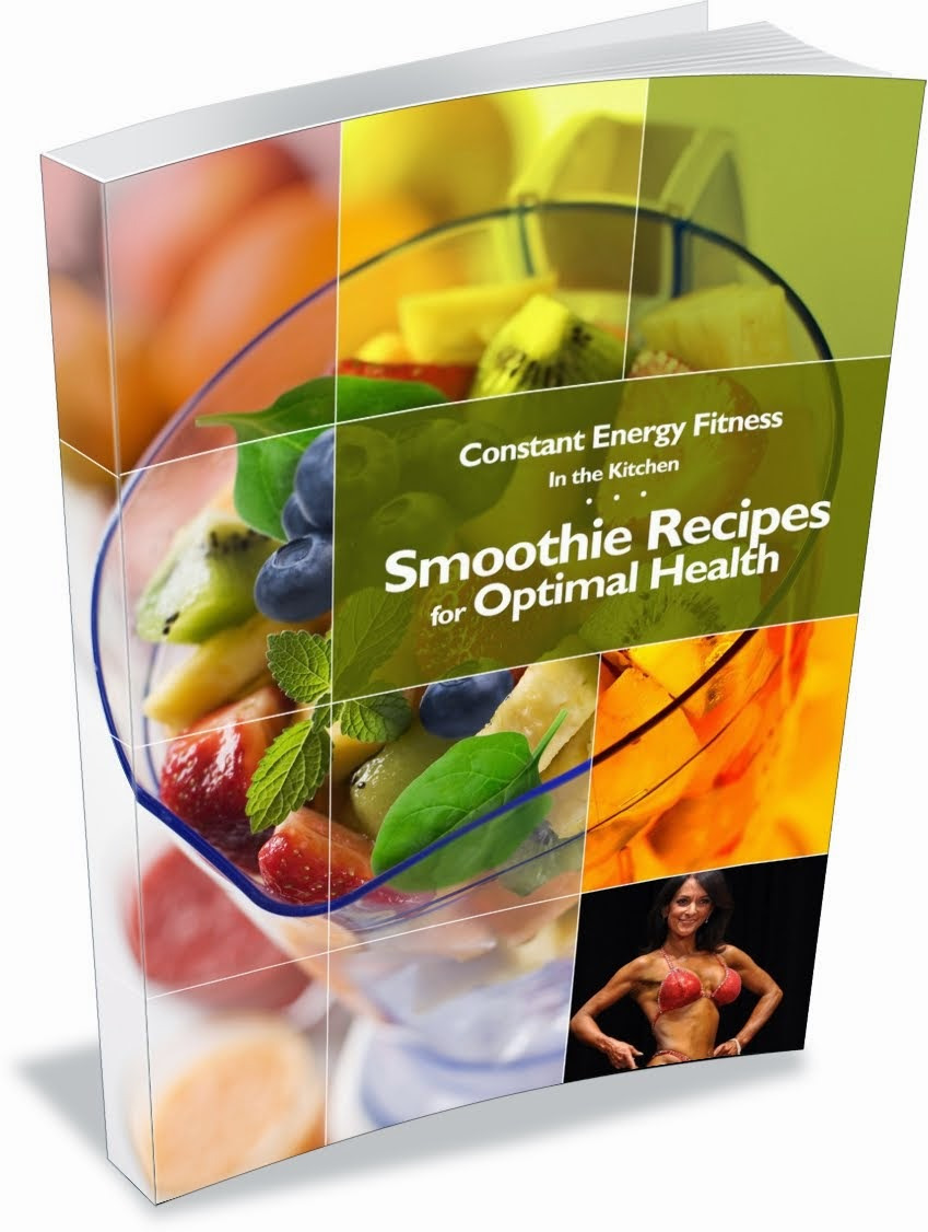 Click on the picture below for Smoothie Recipes