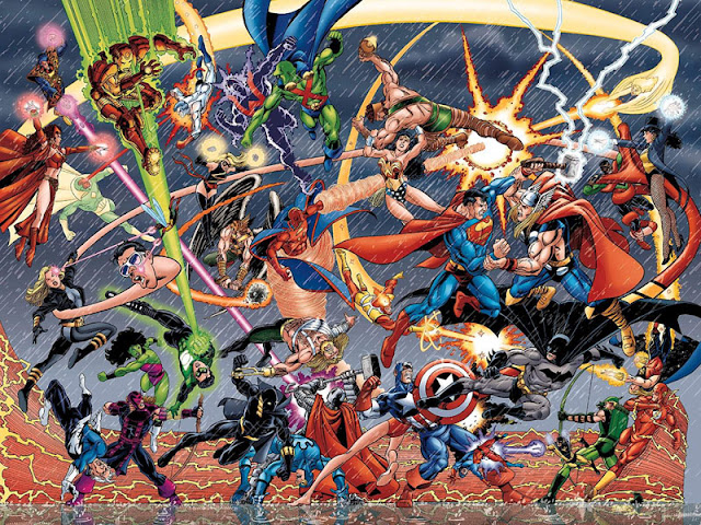Avengers/JLA #2
