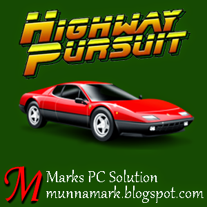 Racing Game Highway Pursuit
