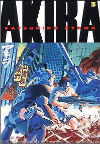 Akira 3,Katsuhiro Otomo,Norma Editorial  tienda de comics en México distrito federal, venta de comics en México df