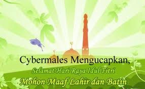 selamat hari raya idul fitri