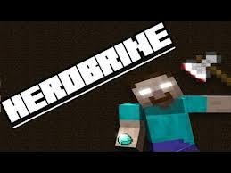 Minecraft Herobrine 1.7 Yeni Versiyon Mod indir