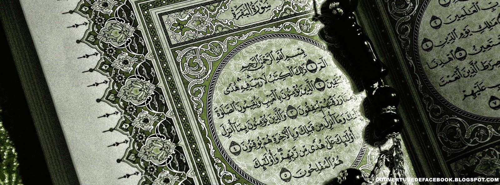 Couverture Facebook Islam