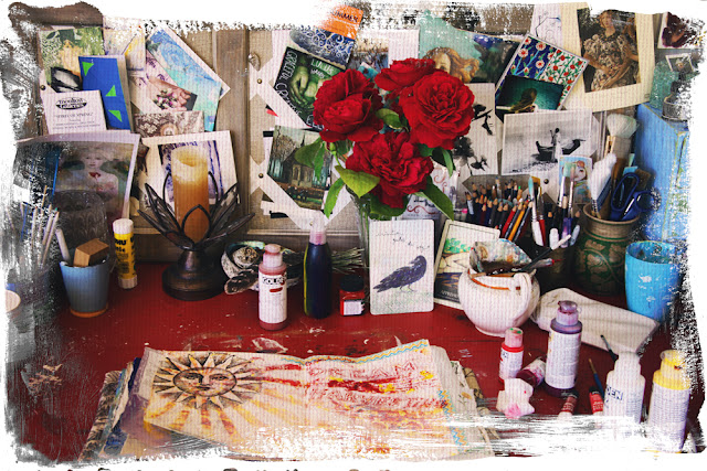 Galia Alena Art Journal