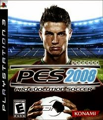 Pro Evolution Soccer 2008 (PES 8)