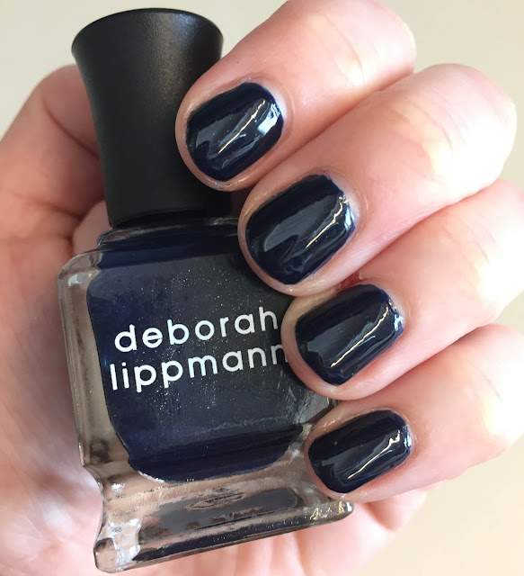 Deborah Lippmann, Deborah Lippmann Rolling in the Deep, Deborah Lippmann Fall 2013 Jewel Heist Collection, nails, nail polish, nail lacquer, nail varnish, manicure, Mani Monday, #manimonday