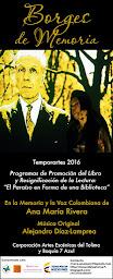 Recital Borges de Memoria 2017