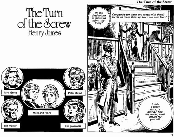 """the turn of the screw 2 essay As the screw turns a lesson in ambiguity & literary criticism paul kirchgaessner english 12-s62 professor l navarra 7/22/2013 1 i introduction a topic: henry james gothic novella """"the turn of the screw"""" has been greatly disputed since its publication in 1898."""