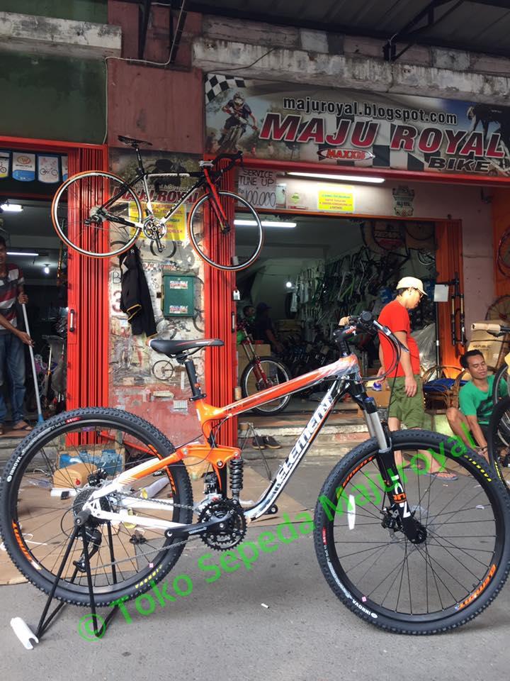Toko Sepeda Online Majuroyal: Sepeda Mtb Roadbike Folding