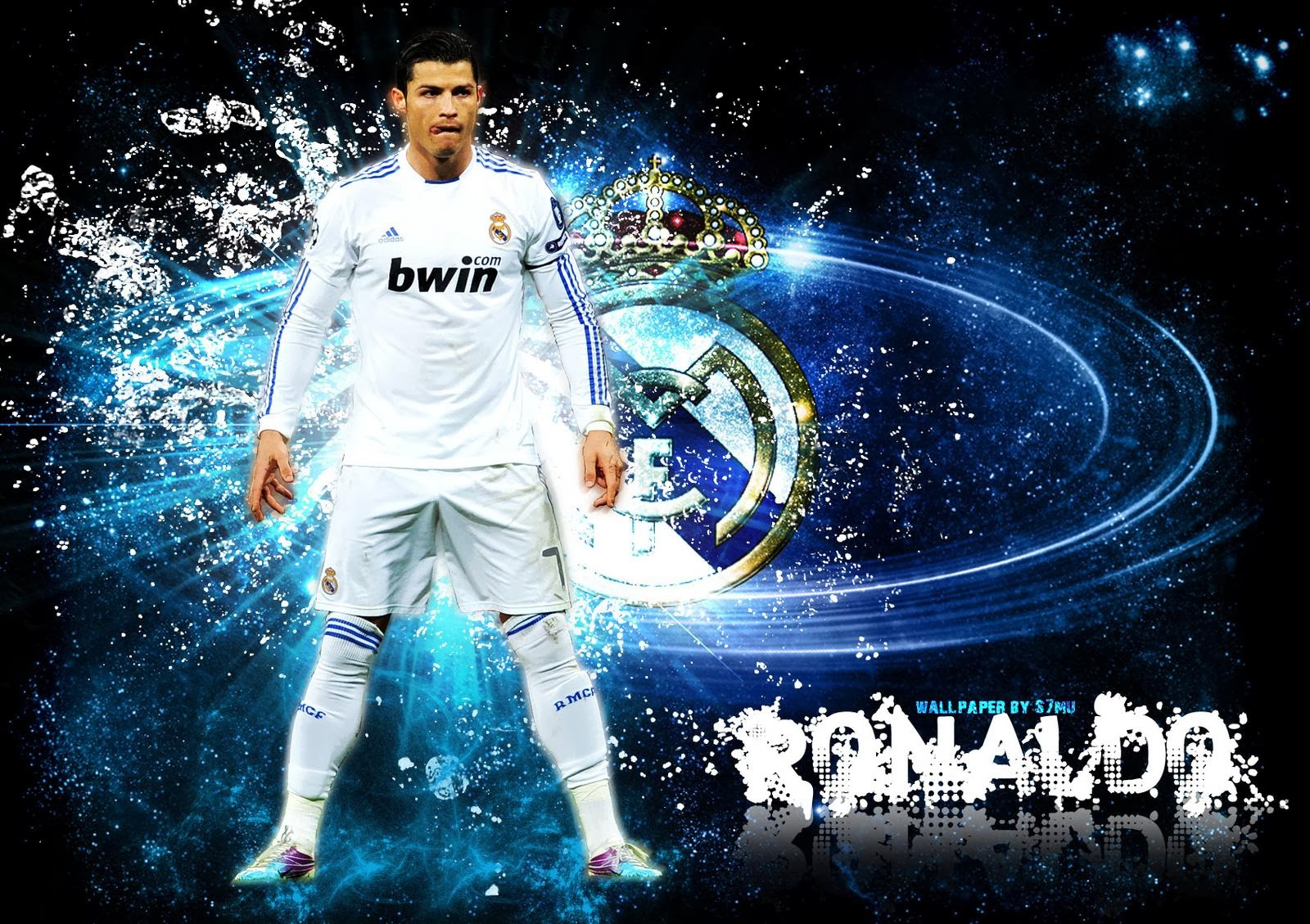 Cristiano Ronaldo Real Madrid 2015