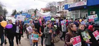 BotoșaniNews.ro: Mii de persoane au participat la Marșul pentru viață din Botoșani (FOTO)
