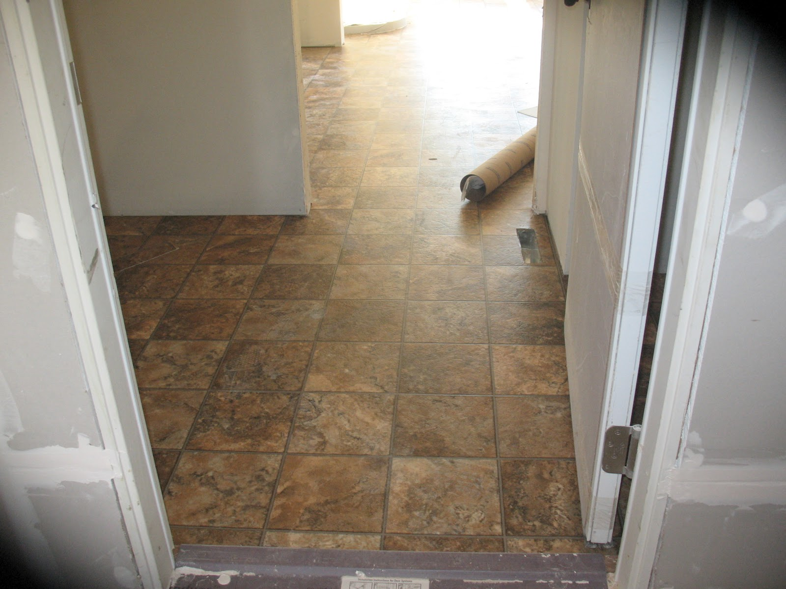 Bathroom Floor Tiles Upstairs : The ring s florence by ryan homes june