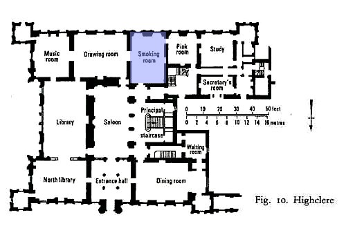 Sense and simplicity downton abbey house tour for 17th floor concert schedule