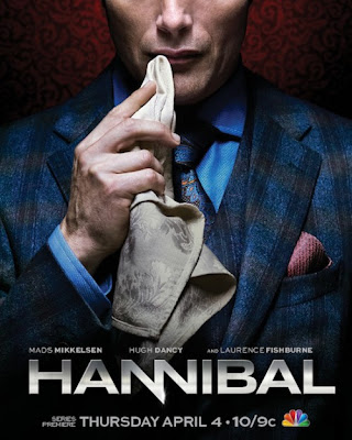 Hannibal Poster NBC 500x625 Download Serie Hannibal S01E07 HDTV e 720p + Legendas 1x07