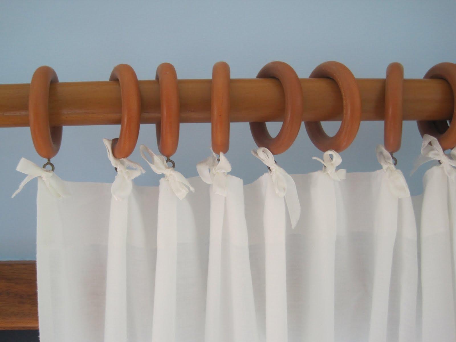 Петельки на штору своими руками «Мастерам 19