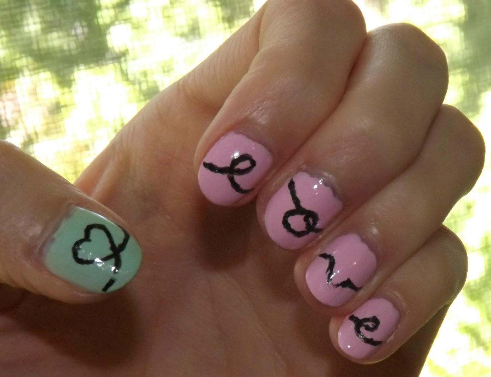 23 perfect pinterest nail design - Pinterest nageldesign ...