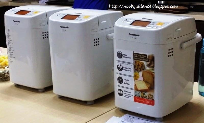 pansonic bread machine