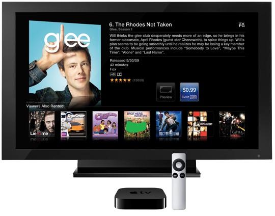 televisi apple