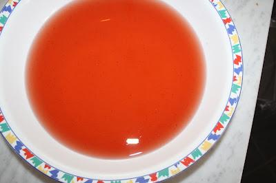 ricetta fragolino fatto in casa