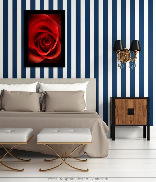 Fotografia dekoracyjna i style wystroju wnętrz