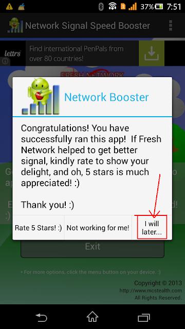 كيف يمكنك زيادة سرعة الانترنت عن طريقك هاتفك الى حد أقصى