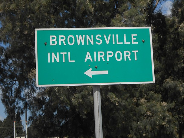 Project In Brownsville To South Padre Island Road