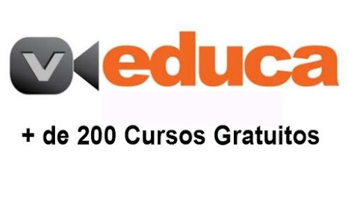 Veduca oferece + de 200 cursos gratuitos