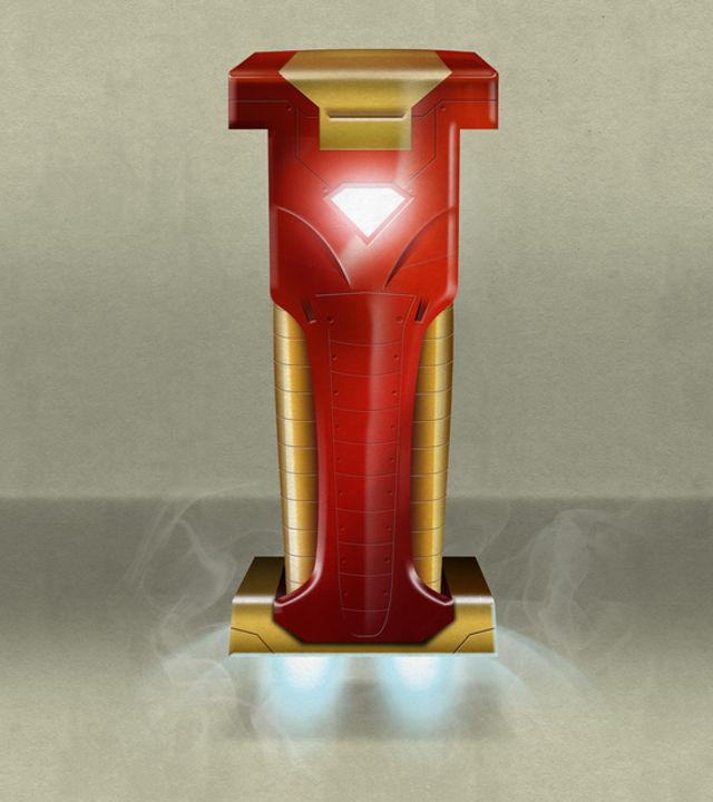 I: Iron Man