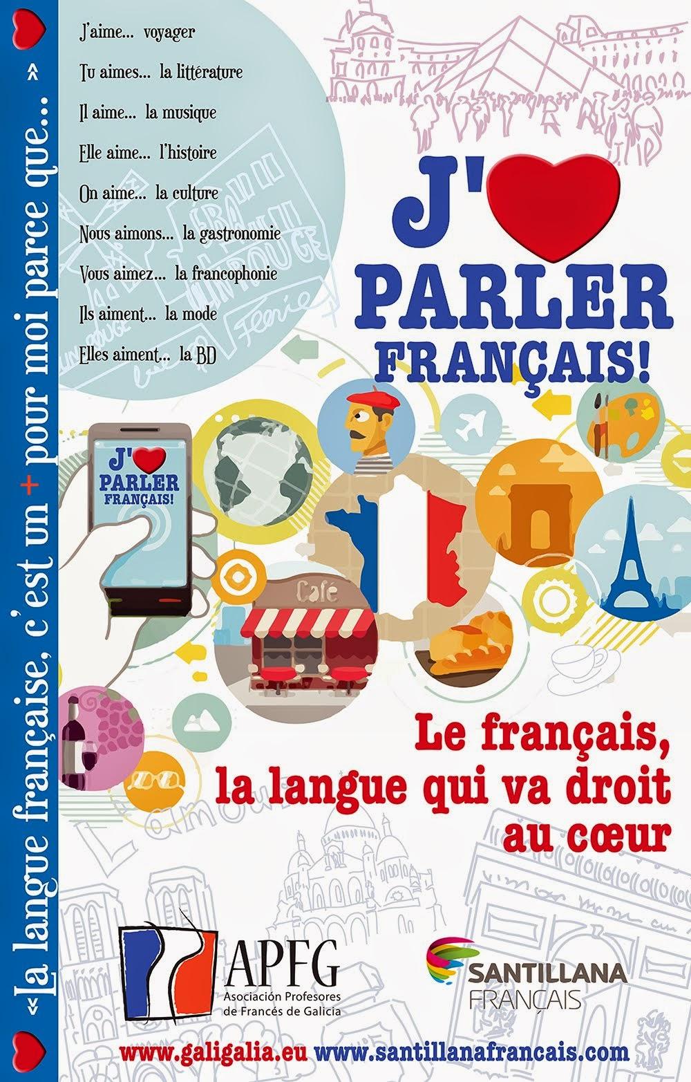 En français, droit au cœur!