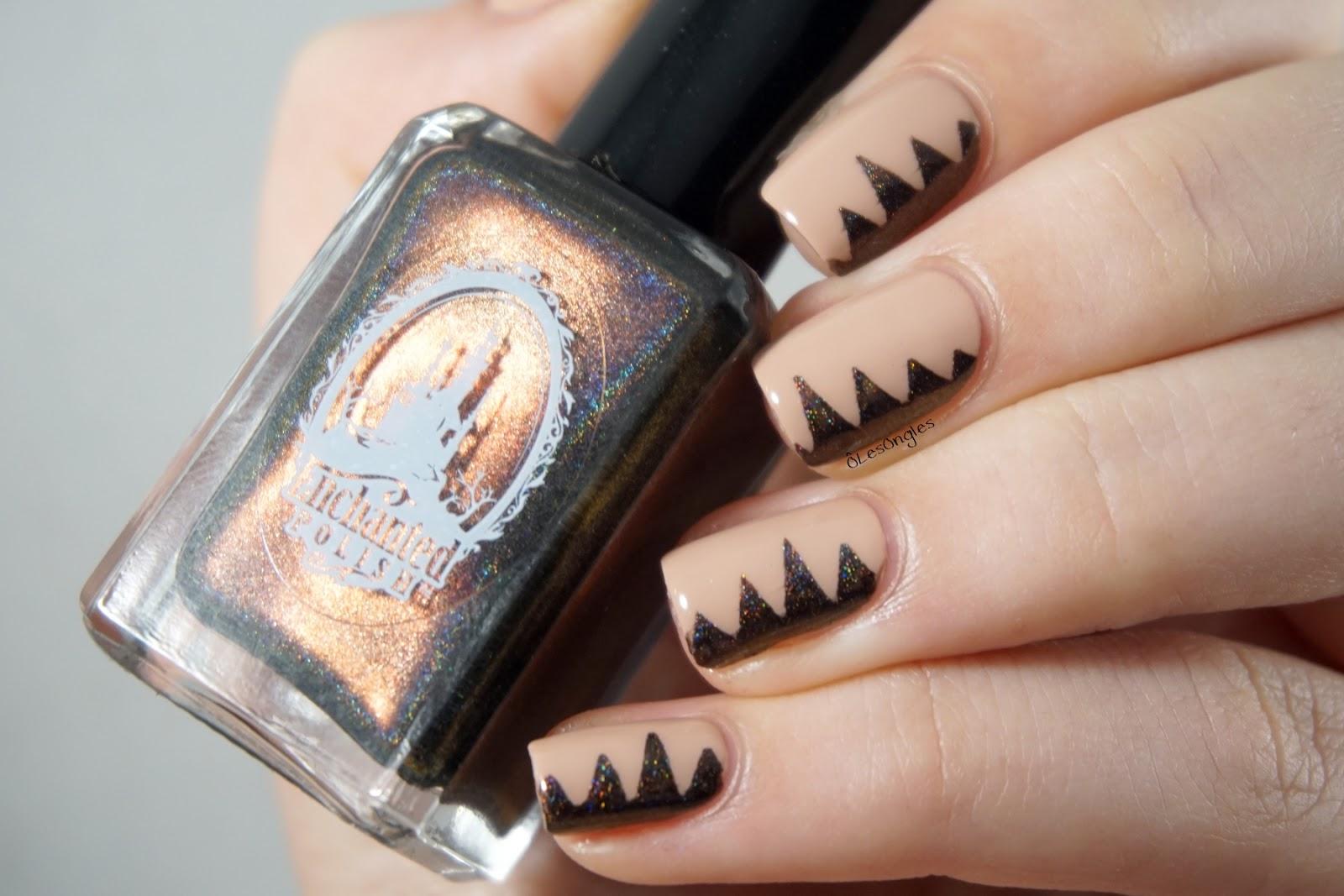 Lesongles blog beaut un petit caf magique sur les for O miroir magique montpellier
