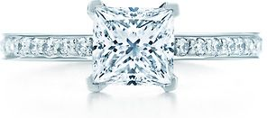Tiffany Grace Engagement Wedding Rings