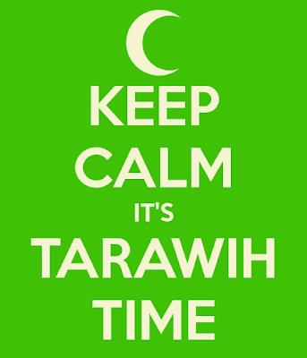Hukum Shalat Tarawih 4 Rakaat 1 Salam