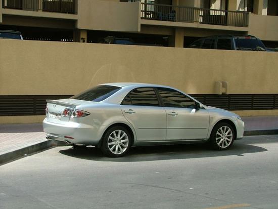 WANTED: Mazda 6 2.3 S VT MZR