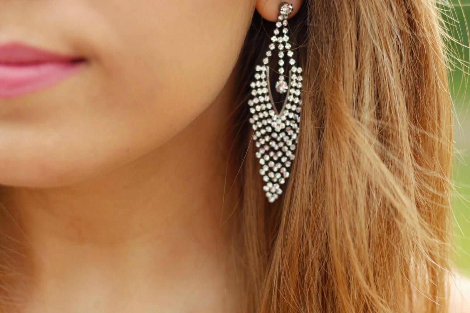 shinny earing
