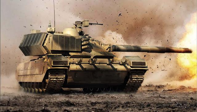 Armata T-14 MBT
