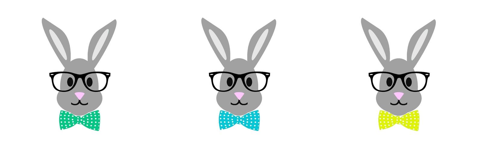 diy hipster bunny tee with free printable iron on bunny
