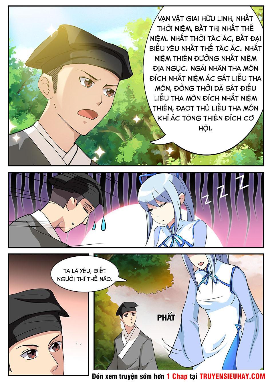 Cực Phẩm Tu Chân Thiếu Niên Chapter 40 - Hamtruyen.vn