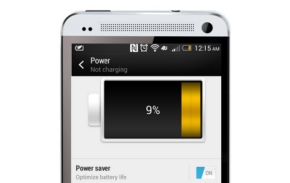 Improve battery life of HTC One M7