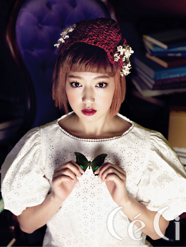 62177c3cd1be9162 parkshinhye ceci april2011 2 Kumpulan Foto Cantik dan Profil Lengkap Park Shin Hye