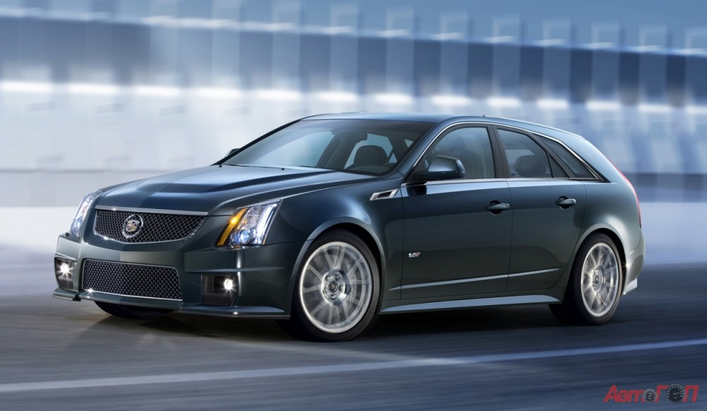 best car 2011 Cadillac CTS-V