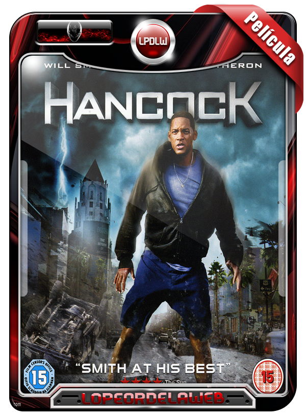 Hancock (2008) [UNRATED Version] 720p H264 Dual Mega