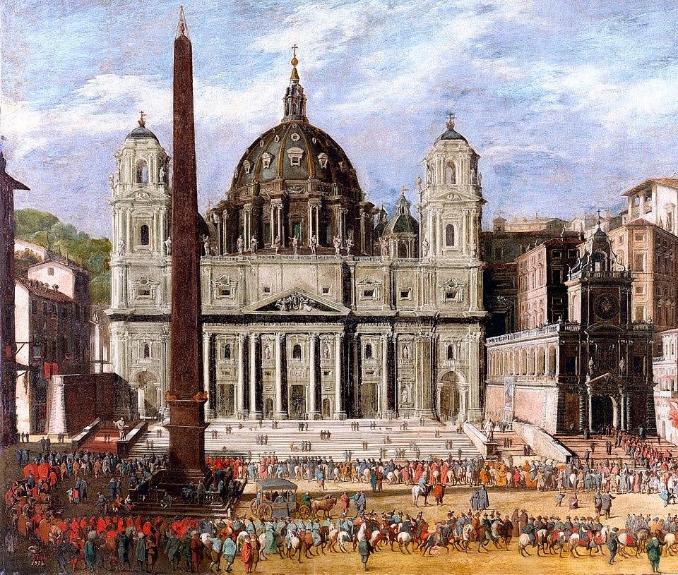 World Wondering 52 Wonder St Peter S Basilica