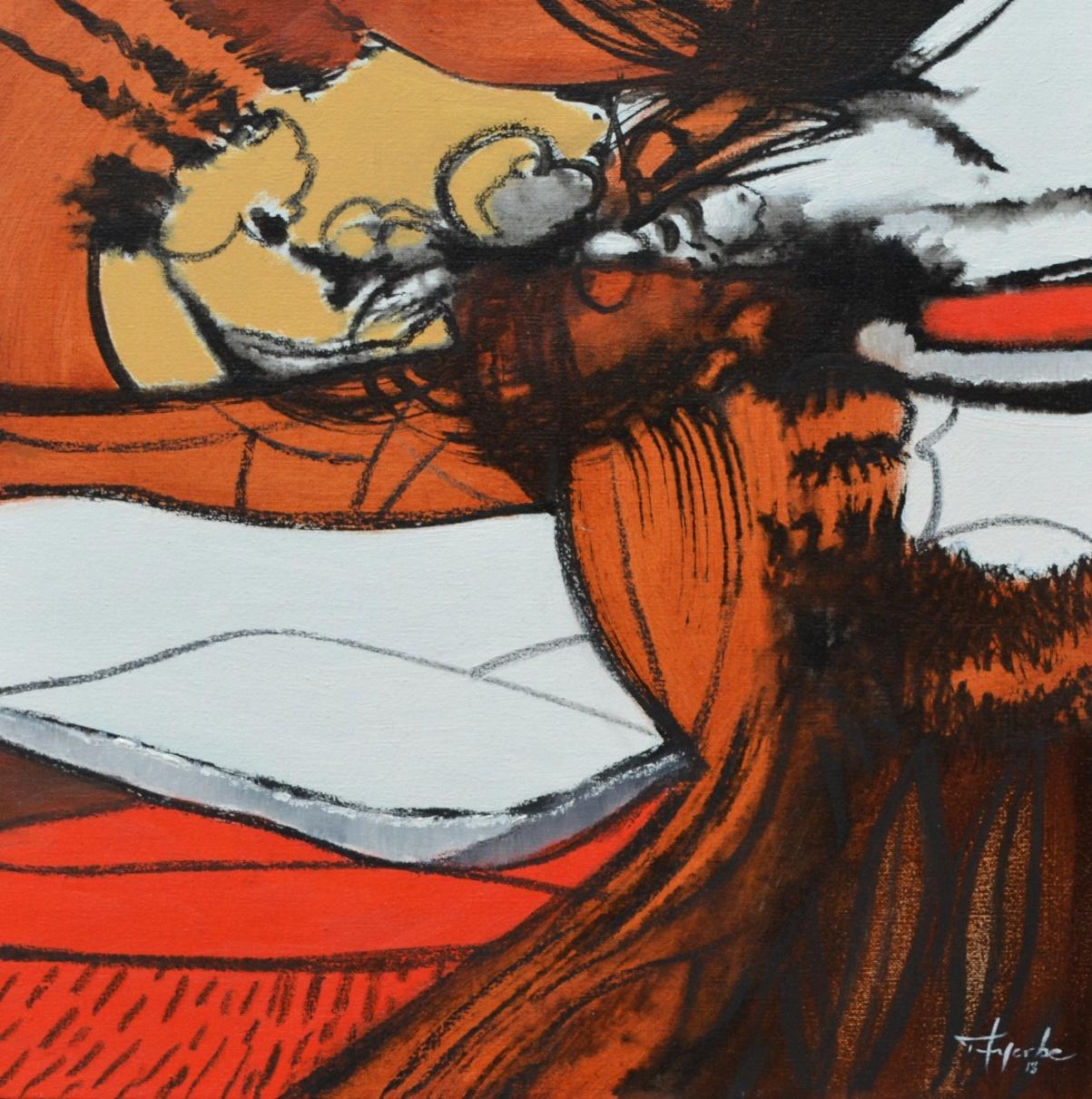 Pintura moderna y fotograf a art stica pintores for Imagenes de cuadros abstractos faciles