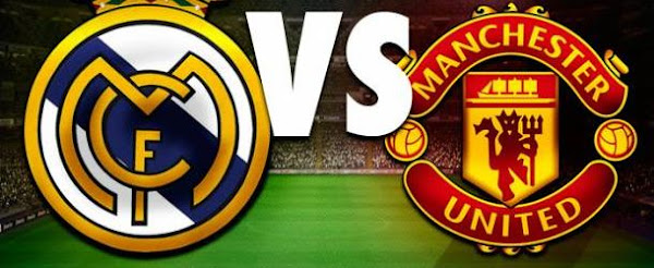 InfoDeportiva - Informacion al instante. REAL MADRID VS MANCHESTER UNITED