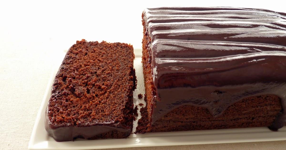 Chocolate Yogurt Loaf Cake Recipe