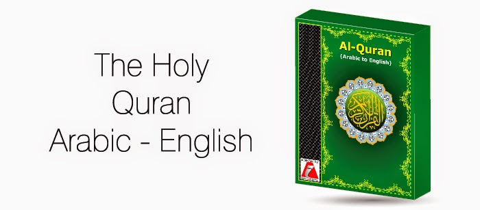 3.+Quran+Ar En Download The Holy Quran in 4 Different Formats